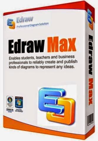 Edraw Max 7.8.0.2932 Terbaru Full Version