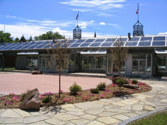 The Crystal Palace in Perth Ontario