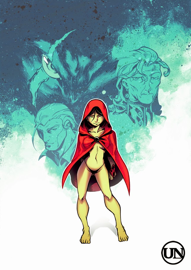 https://www.indiegogo.com/projects/comic-unpopular-tales-volume-i-red-riding-hood