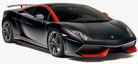 Gambar Mobil Lamborghini Gallardo