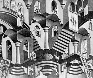 escher analysis