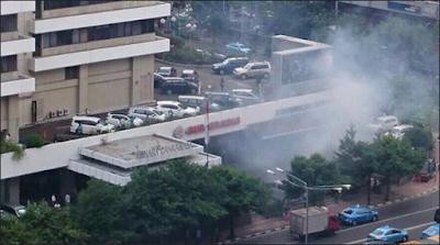 jakarta bomb today 14 januari 2016