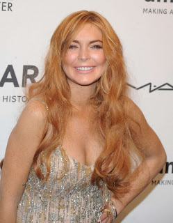 Lindsay Lohan turned to The Wanted for support before her court case