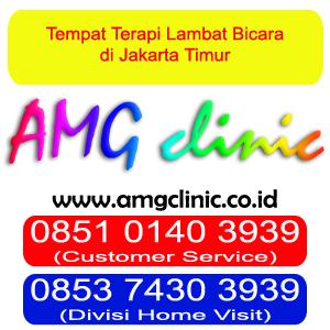Tempat Terapi Lambat Bicara di Jakarta Timur