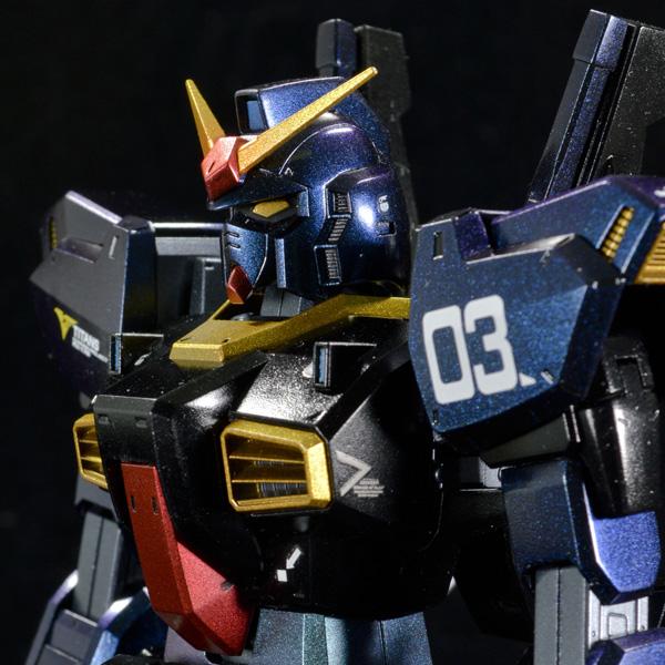 MG Gundam MKII