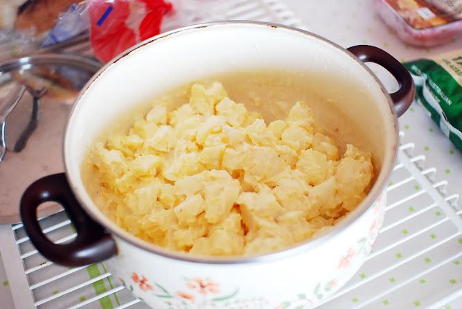 Aussie Australian BBQ Creamy Potato Salad