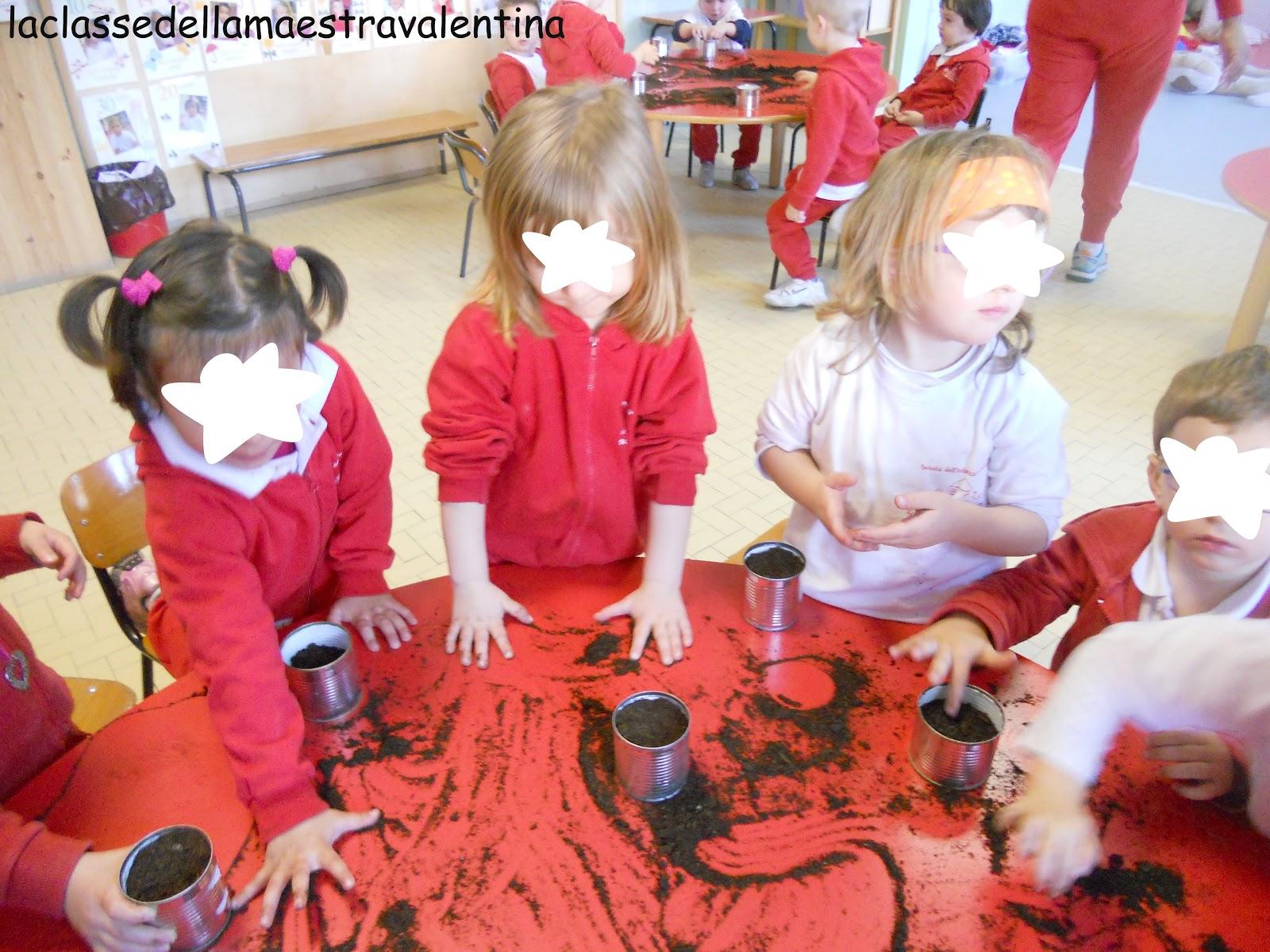 La classe della maestra valentina il fagiolo magico