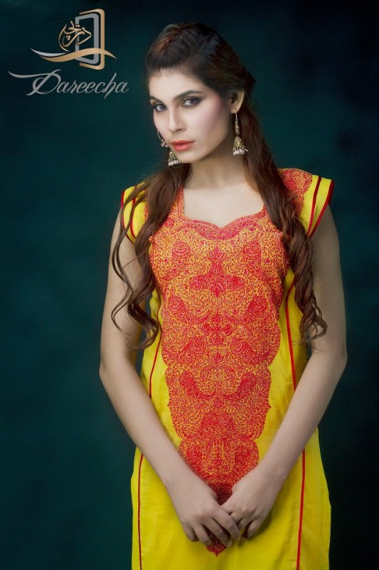 Kashmiri Model Fashion & Style: N...