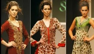 Pakistani Fashion Shows Best Collections