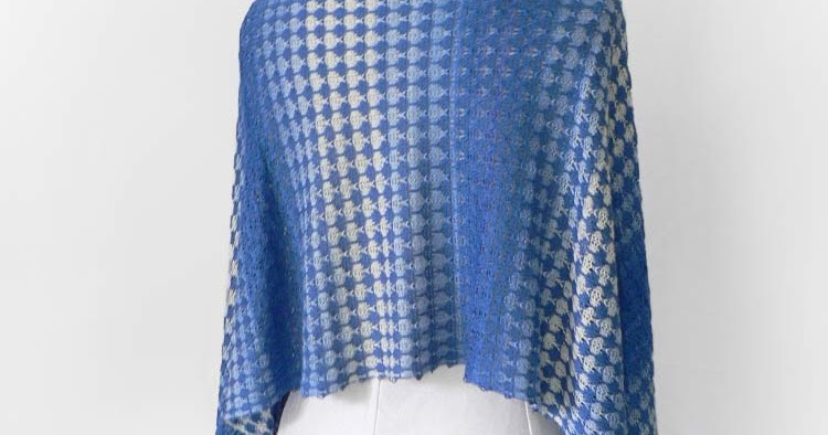 Knitting Patterns Wave Scarf : foldi: Waves Scarf