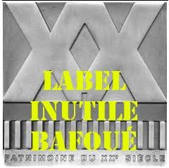Label Patrimoine XXème siècle