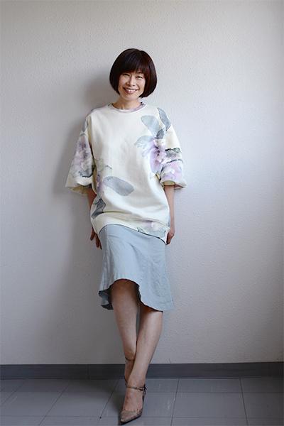 yoshimi the flying squirrel knee length mermaid skirt