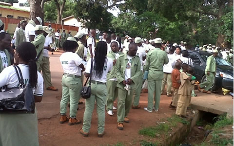Confusion in Ekiti NYSC Camp Over Terrorist Attack