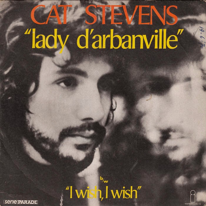 Cat Stevens Lady D Arbanville Spielen Lernen