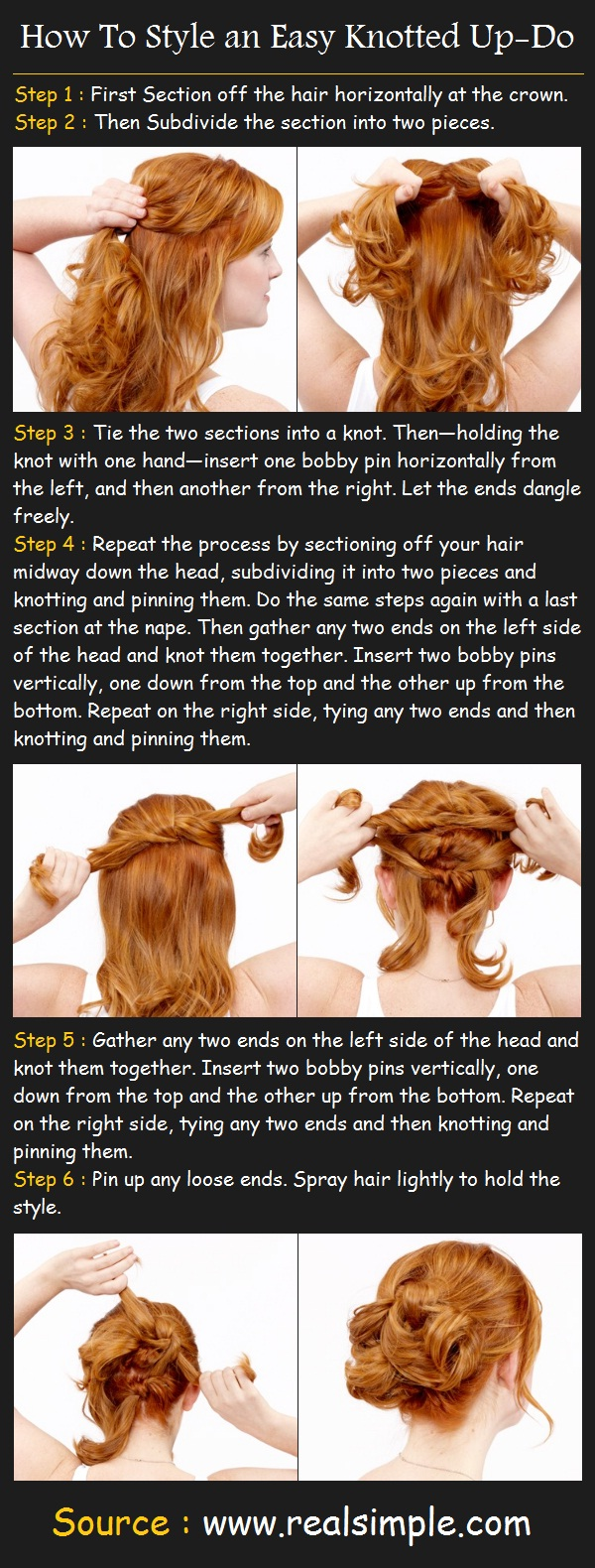 How to style a knotted