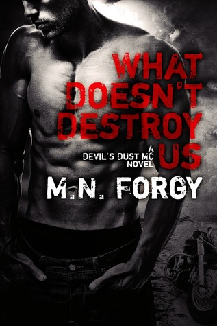 Review: What Doesn't Destroy Us by M.N. Forgy