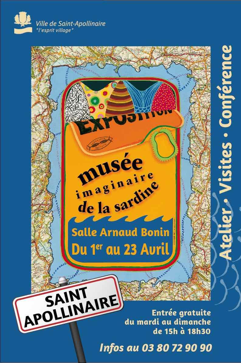 Musée Imaginaire de la Sardine Avril 2016