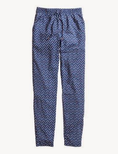 Pantalones fluidos, baggy H&M