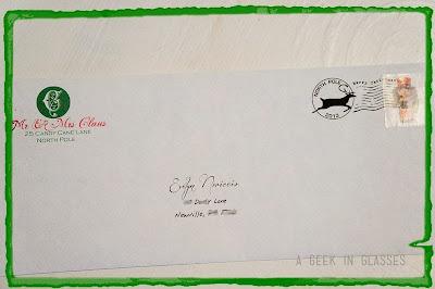 free printable - santas letter