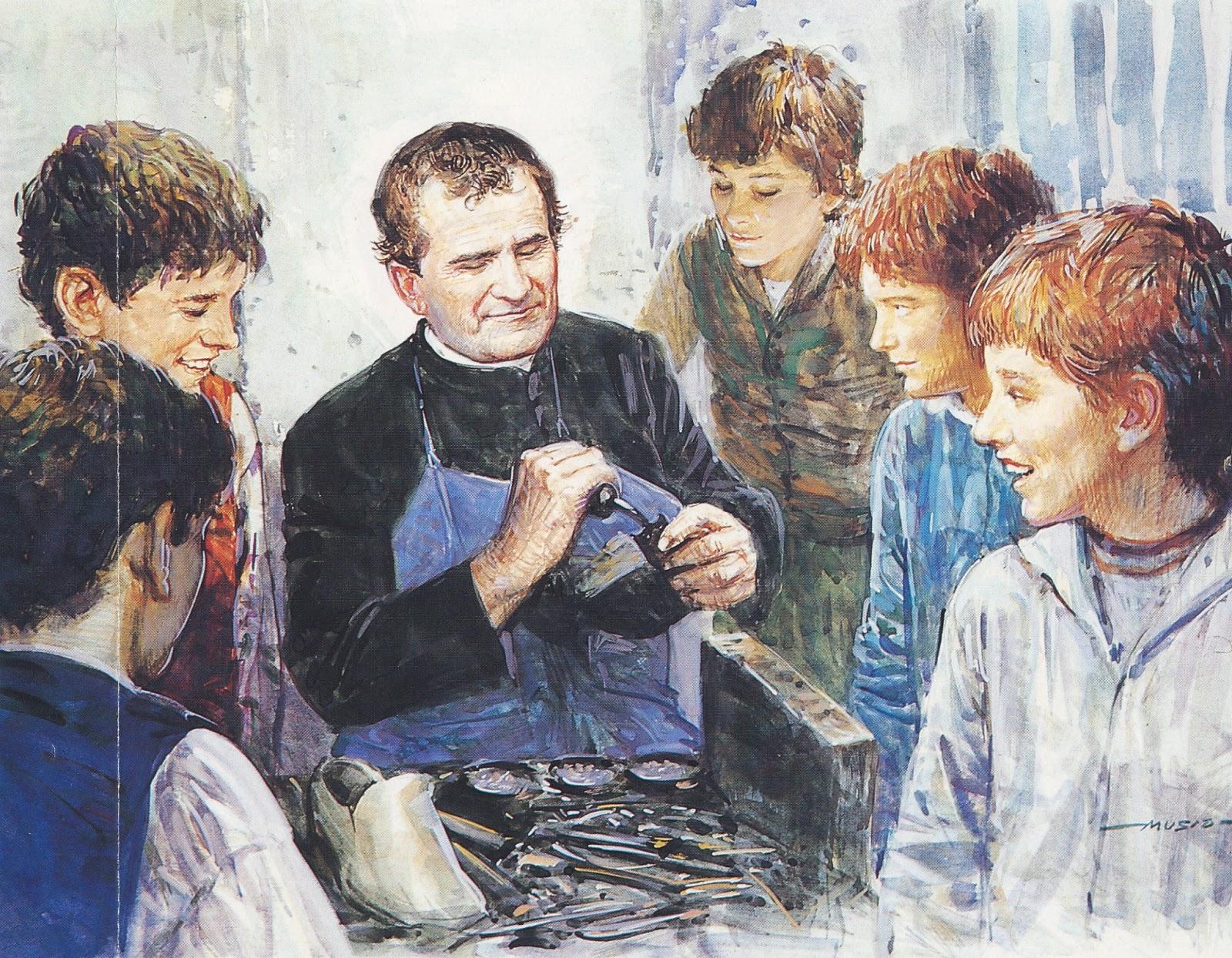 Sacerdote Eterno La Vida De Juan Bosco Sacerdote