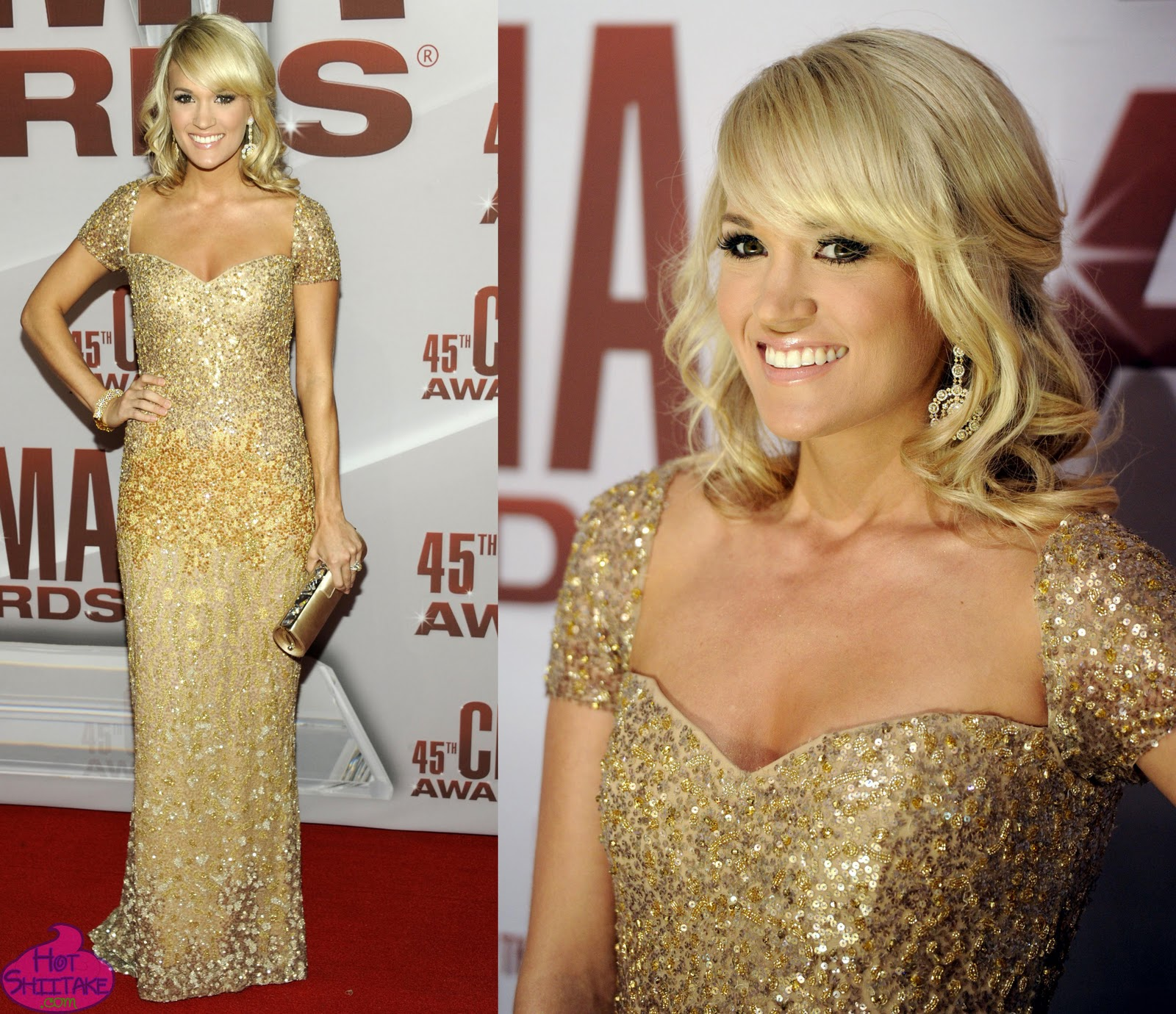 Carrie Underwood CMT Awards 2011