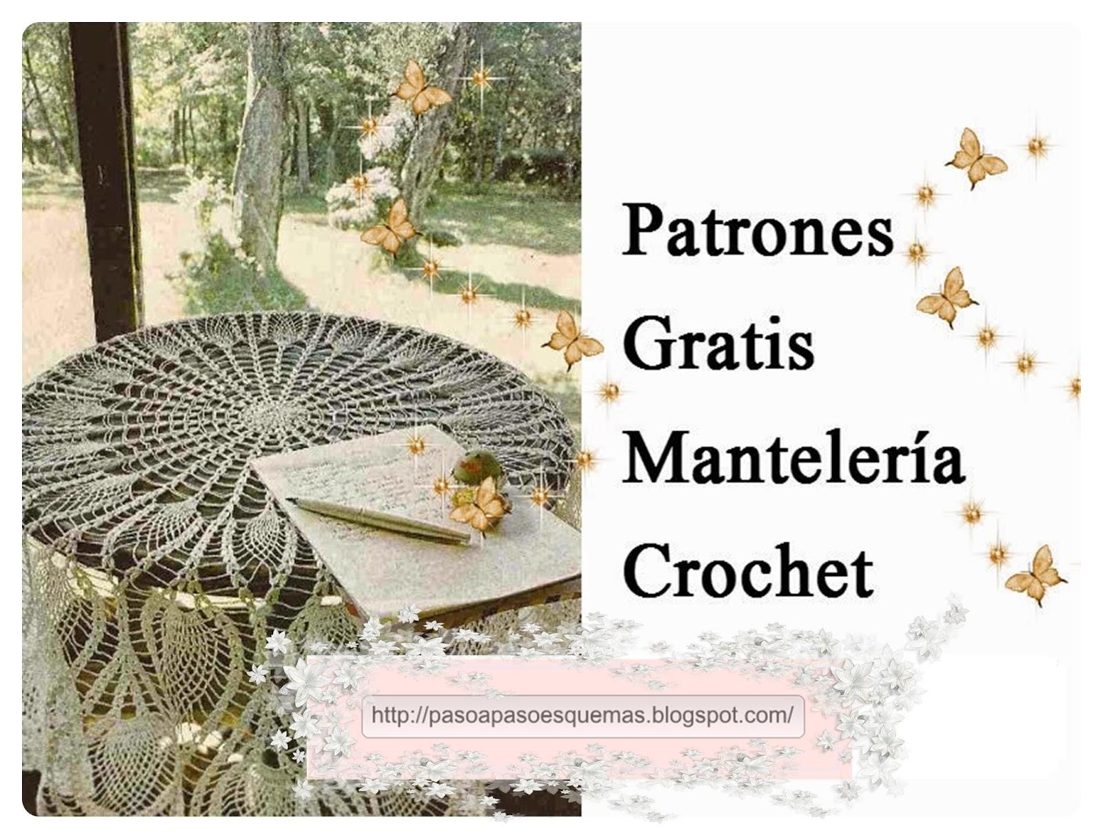 Perfecto Mantel De Ganchillo Patrones Filete Libre Imágenes - Ideas ...