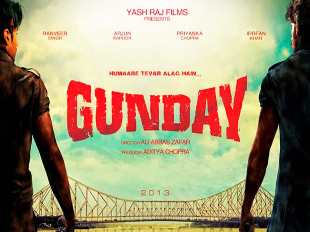 Gunday 2014 400mb DVDRip Free Direct Download Link