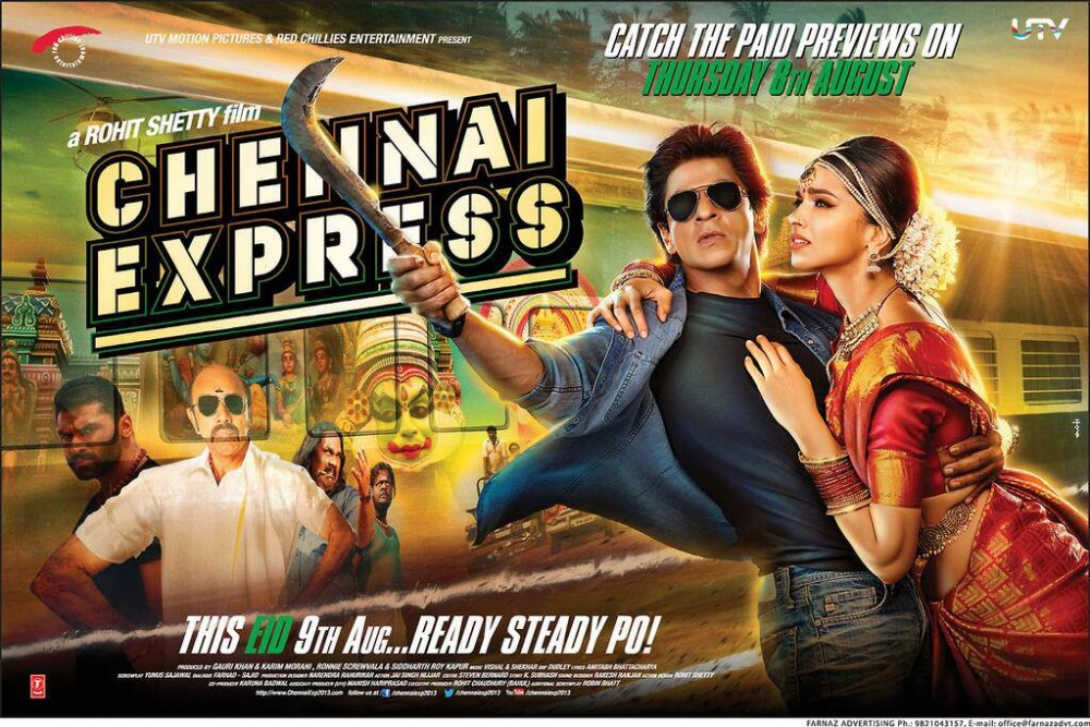 Gp3 hss agustus 2013 for 1234 get on the dance floor mp3 download chennai express