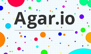 Screenshots of the Agar.io for Android tablet, phone.