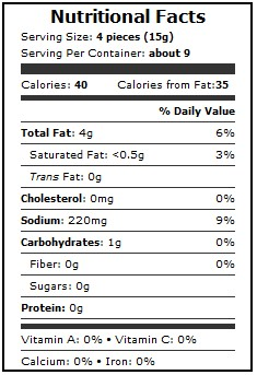 Below Is The Nutritional Chart For Both Green And Black Olives Take A Look At The Amount Of Calories And Sodium Present In A 4 Medium Sized Green Or Black