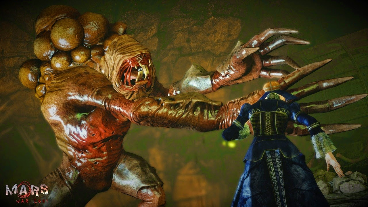 Mars War PC Game Screenshot