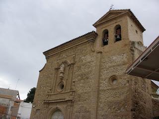 Iglesia Cuarte de Huerva