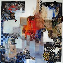 Acte V - L'esprit de la vallée - 80 x 80 cm - 2011