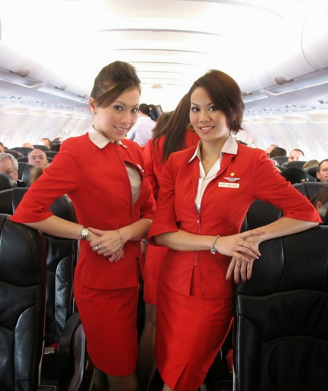 Airasia Air Hostess Air Hostess
