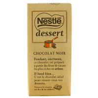 chocolat noir Nestlé dessert