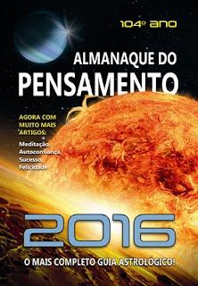 Almanaque do Pensamento 2016 (Editora Pensamento)