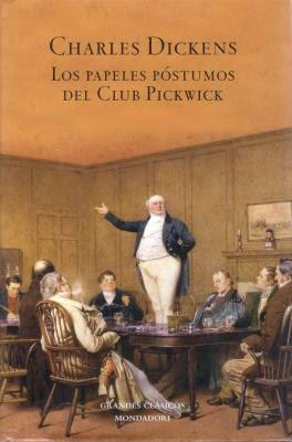 Portada de los papeles postumos del club pickwick descargar epub pdf