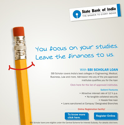 SBI Educational Loan