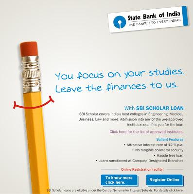 SBI Educational Loan