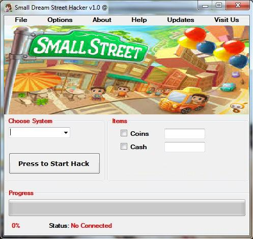 Small Street Free Hack Tool v1.0 Android,iOS | root android phone