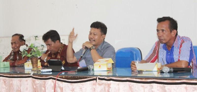 SMP se Kota P.Sidimpuan dan TapselDiklat Implementasi Kurikulum 2013
