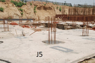 Amrapali Kings Wood :: Construction Update J5