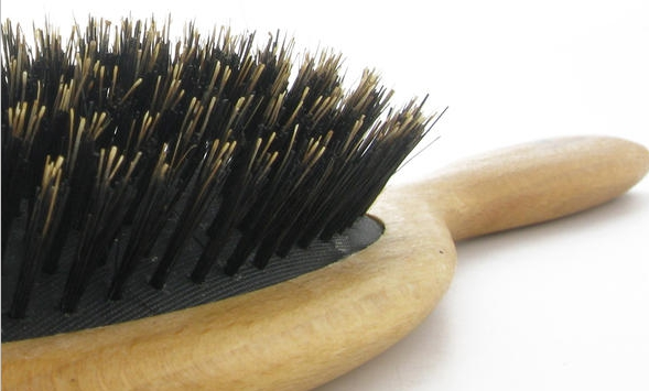 Brushes for natural hair