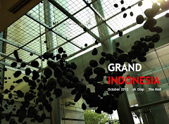 探索Grand Indonesia的室内装潢
