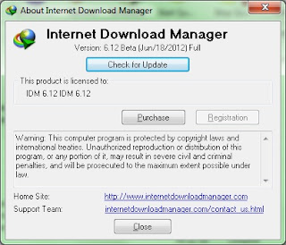IDM 6.12 Beta 2 Full
