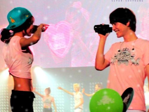 KyuYoung Moment ^^
