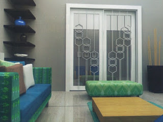 Model dan Type Teralis Jendela Rumah Minimalis