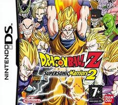 DragonBall Z Super Sonic Warriors 2
