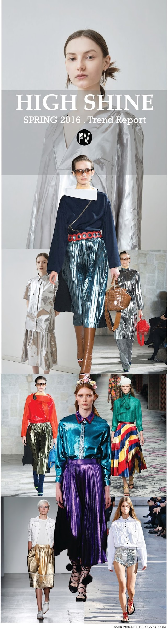 [ TREND REPORT ] HIGH SHINE