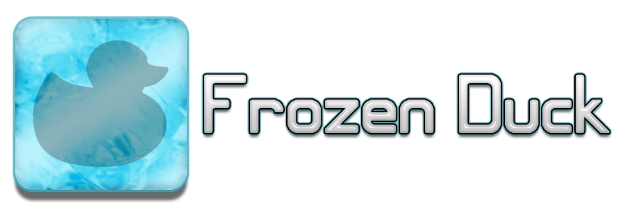 Frozen Duck Games Dev Blog